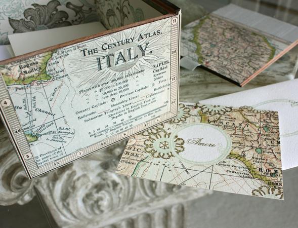 Italy Note Box